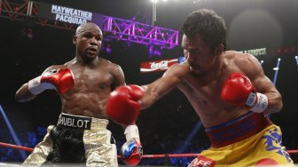Manny Pacquiao Tantang Duel Sungguhan, Ini Respons Floyd Mayweather