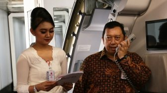 Dirut Batik Air Meninggal Dunia, Lion Air Group Berduka