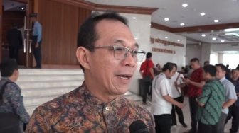 DPR Berharap Kabinet Indonesia Maju Bekerja dengan Maksimal