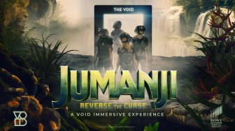 Gandeng The Void, Sony Siapkan VR Jumanji: Reverse The Curse