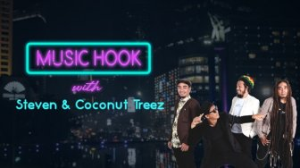 LIVE STREAMING: Music Hook Bersama  Steven and Coconut Treez