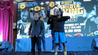 Top 5 Olahraga: Daud Yordan vs Michael Mokoena, Anthony Mimisan