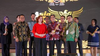 Bank BJB Raih  Penghargaan Asia Sustainability Reporting Rating 2019
