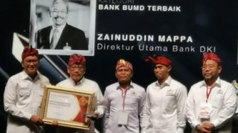 Bank BJB Raih Penghargaan Best Financial Performance Bank