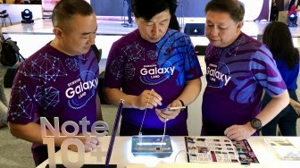 Gandeng NASA, Samsung Gelar Galaxy Land di Indonesia