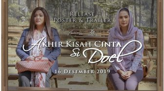 Si Doel The Movie 3: Pilih Sarah atau Zaenab, Doel?