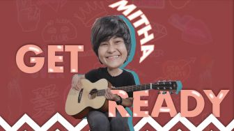 Get Ready with Mitha The Virgin, Tampil Fresh Setiap Saat