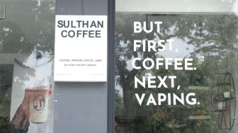 Sulthan Coffee Tempat Ngopi Berbasis Co Working Space
