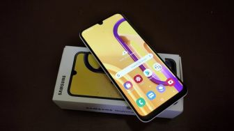 Review Samsung Galaxy M30s, Baterai Jumbo Performa Turbo