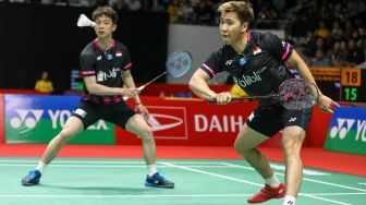 All England 2020: Jumpa Wakil India, The Minions Enggan Jemawa