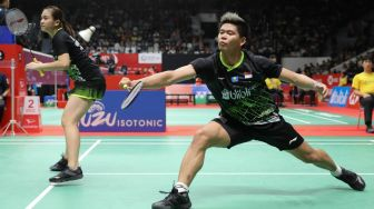Jadwal dan Link Live Streaming PBSI Home Tournament Ganda Campuran, 2 Juli