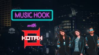 LIVE DELAY: Music Hook Episode 2 Bersama Band Kotak feat Melly Mono