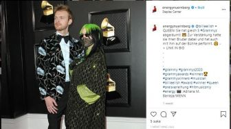 Debut Grammy Awards 2020, Billie Eilish Tampil Serba Gucci