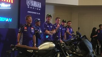 Y-Connect, Fitur Andalan All New Yamaha Nmax Dijajal Rossi - Vinales
