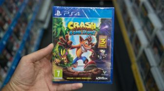 Activision Garap Crash Bandicoot Versi Mobile ?