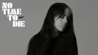 Lirik Lagu No Time To Die - Billie Eilish