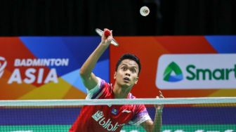Semifinal BATC 2020: Susunan Pemain Tim Putra Indonesia vs India