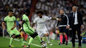 Link Live Streaming Real Madrid Vs Manchester City