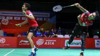 Pertimbangan Tim Indonesia Mainkan Ahsan / Fajar di Final BATC 2020