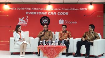 Gandeng Shopee, Kemenristek Gelar National Data Challenge 2020