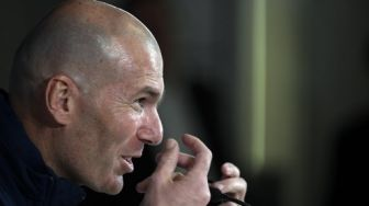 Zidane: Ini Laga Madrid Vs Man City, Bukan Zidane Vs Guardiola!