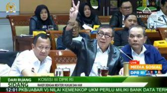 Budi Karya Sudah Terjangkit,  Menteri Yasonna Baru Cek Virus Corona Kemarin