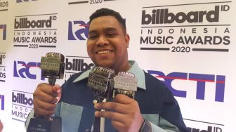 Daftar Pemenang Billboard Indonesia Music Awards: Andmesh Borong 3 Piala