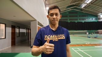 Haus Bertanding, Rian Ardianto Bakal All Out di PBSI Home Tournament