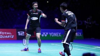 The Daddies Ogah Terbeban Status Juara di All England 2020
