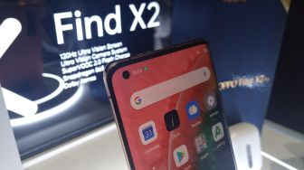 Color OS Android 11 Beta Dirilis di Oppo Find X2