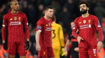 Liverpool, Selamat Tinggal 'Treble'
