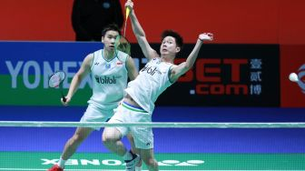 Taklukan Runner-up All England 2019, Kevin / Marcus ke Semifinal