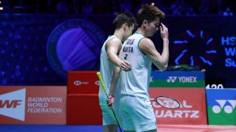 Gagal Juara All England 2020, Kevin / Marcus Dinilai Salah Strategi