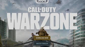 Makin Populer, Call of Duty: Warzone Tembus 50 Juta Player
