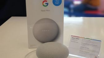Google Nest Mini, Smart Speaker Dibekali Google Assistant