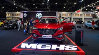 Morris Garage Buka Showroom Digital Pertama di Indonesia