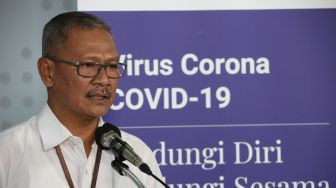 LIVE STREAMING: Update Covid-19 Sabtu, 23 Mei 2020