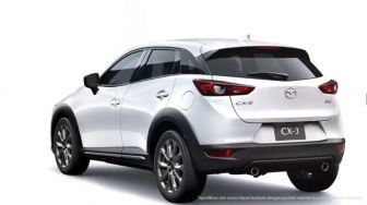 Virtual Launching Mazda CX-9 AWD dan New Mazda CX-3 Facelift
