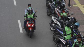 Driver Ojol Minta Larangan Angkut Penumpang Dicabut Atau Diberi Rp 100 Ribu