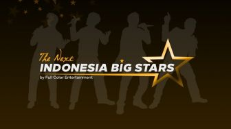 Full Color Entertainment Gelar Audisi Online 'The Next Indonesia Big Stars'