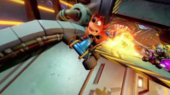 Crash Bandicoot, Game Legendaris PS, Tersedia di Android