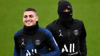 Man Utd vs PSG, Marco Verratti: Ini adalah Pertandingan Final