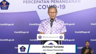 LIVE STREAMING: Update Covid-19 Kamis, 14 Mei 2020