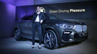 Peluncuran  All-New BMW X6 Secara Virtual