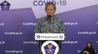 LIVE STREAMING: Update Covid-19 Selasa, 26 Mei 2020