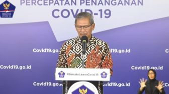 LIVE STREAMING: Update Covid-19 Kamis, 28 Mei 2020