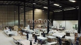 Boston Furniture Industries Siap Penuhi Permintaan Furniture Berkualitas