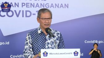 LIVE STREAMING: Update Covid-19 Sabtu, 30 Mei 2020