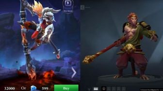 Video Parodi Dota 2 Vs Mobile Legends, Fans Malah Berantem