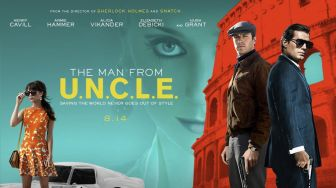 Sabet Banyak Penghargaan, Intip Sinopsis Film The Man From U.N.C.L.E